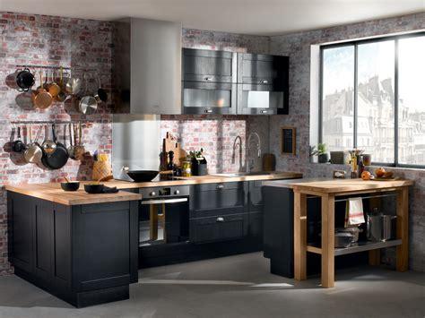 l cuisine cuisine noir c 39 est noir la tendance qui monte joli place