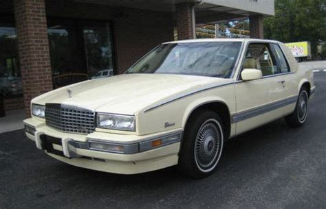 Find Used 1989 Cadillac Eldorado Biarritz Coupe 2door 4