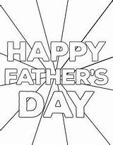 Coloring Happy Pages Father Printables Fathers Dad Ever Print Grandpa Papertraildesign Sheet sketch template