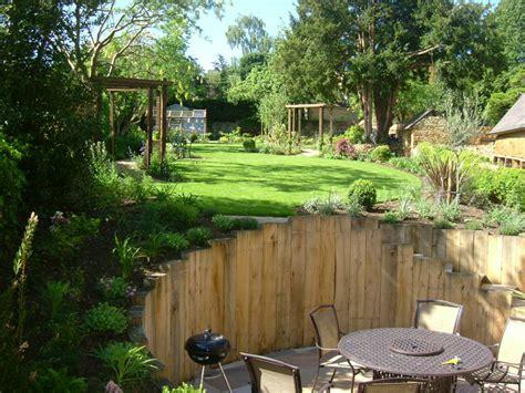 Garden Design Northhamptonshire  James Scott Of The