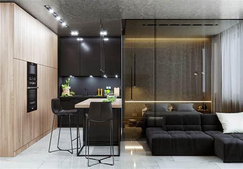Luxury Studio Apartment by 5 Studio Apartments With Inspiring Modern Decor Themes