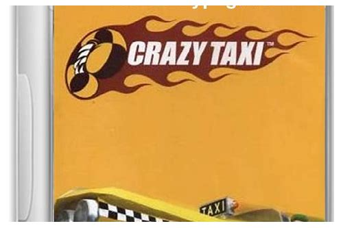 download crazy taxi games for pc