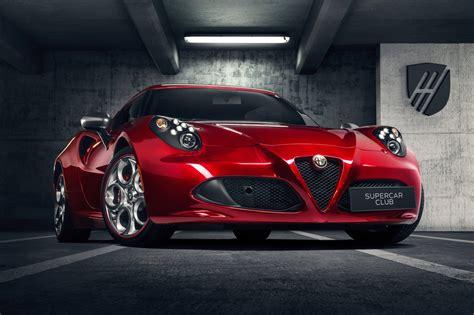 Alfa Romeo 4c America by Alfa Romeo 4c Supercar Club Poland