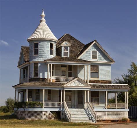 12 creepy houses in oklahoma
