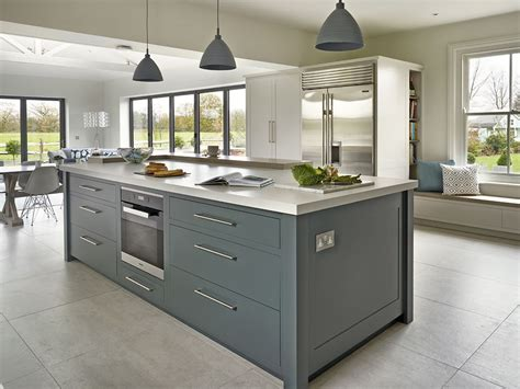 Miele Kitchen Cabinets by Painted Kitchen In Farrow And Paints Miele Oven