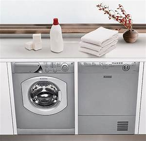Live with ariston for Under cabinet washer and dryer