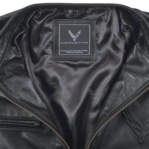corvette lambskin leather jacket chevymall