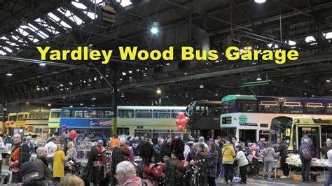 celebrating  years  yardley wood bus garage youtube