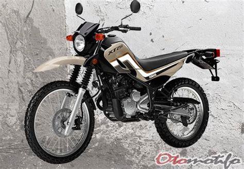 Harga Modifikasi Motor Trail by Harga Motor Trail Yamaha 2018 Modifikasi Motor Matic