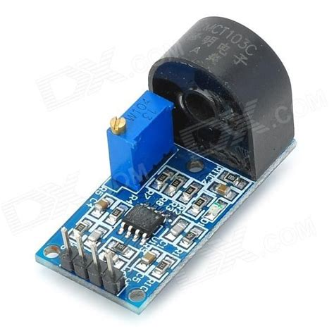 Yqj Single Phase Current Sensor Module Active