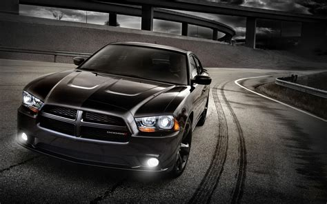 2014 Dodge Charger Blacktop Wallpaper