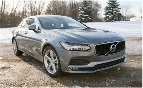 2019 Volvo S90 T5 Change And Review  2018  2019 Car Reviews