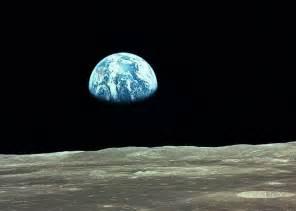 Planet Earth From Moon NASA