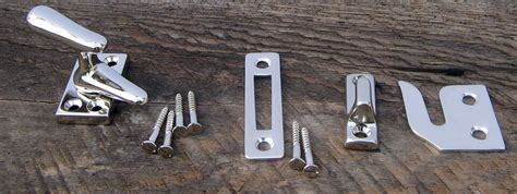 reproduction solid brass casement window latch  polished nickel finish ebay