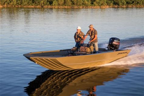 Grizzly Boats 2072 Cc by Tracker Boats All Welded Jon Boats 2016 Grizzly 2072