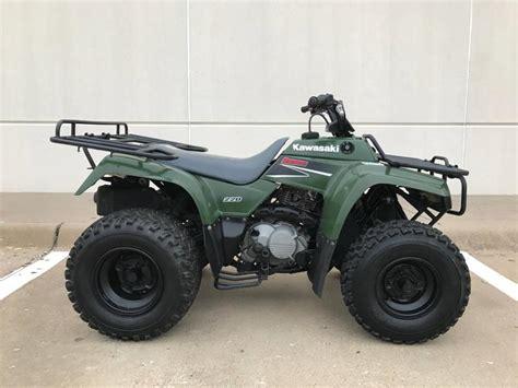 220 Kawasaki Bayou by 220 Bayou Vehicles For Sale
