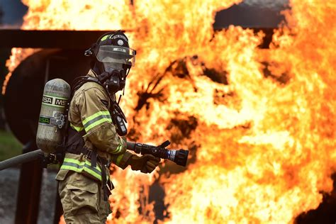 fireman training hd wallpaper background image  id wallpaper abyss