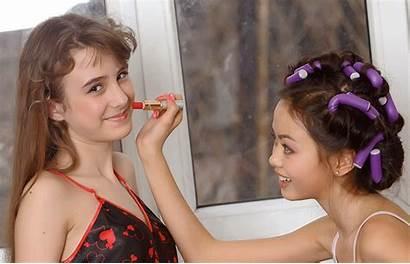 Teenmodeling Tv Yuliya Pajamas Yulia Tmtv Sasha