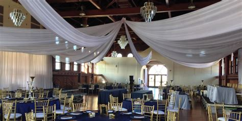 Artisans Building At The Illinois State Fairgrounds Weddings