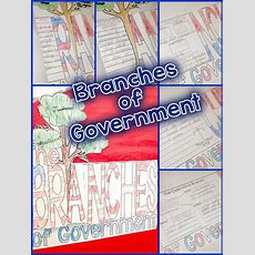 Branches Of Government & A Freebie!  Simply Skilled In Second