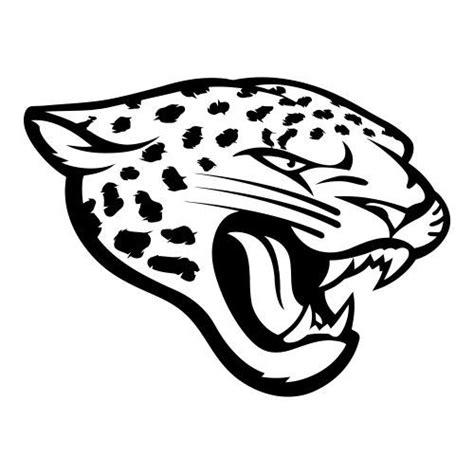 Jacksonville Jaguars Logo Black and White | Jacksonville ...
