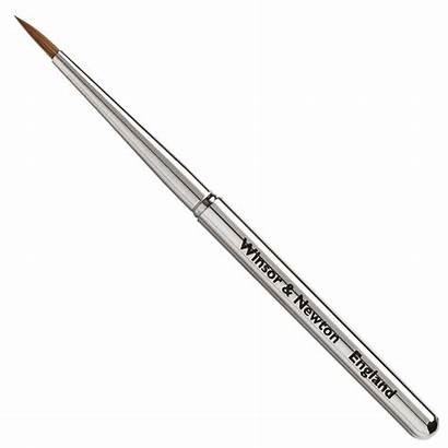 Newton Winsor Sceptre Sable Collapsible Brush Gold
