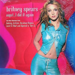 Britney Spears - Oops!...I Did It Again (Vinyl) at Discogs