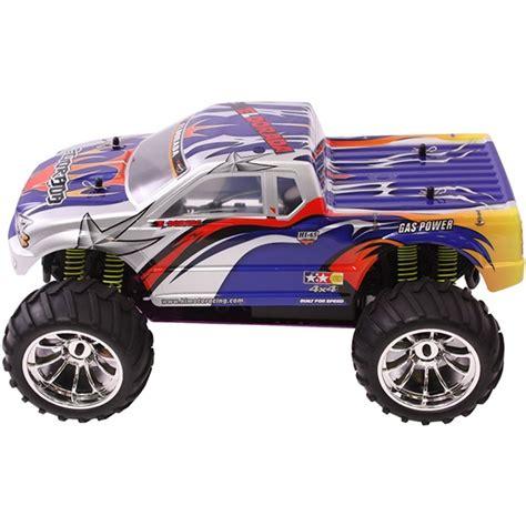 nitro monster 1 10 nitro rc monster truck mountain viper