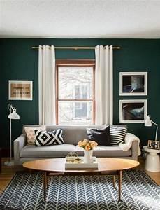 couleur peinture salon conseils et 90 photos pour vous With quelle couleur avec du gris clair 3 deco cuisine sejour salon