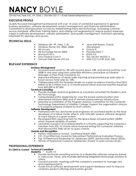 exles of general resume objectives key expertise resume