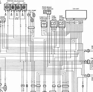 97 Gsxr 750 Wiring Diagram Charging System