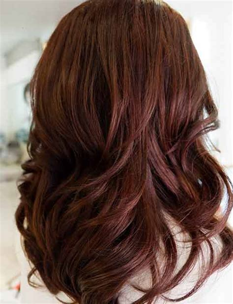 Colors Of Brown Hair by Shades Of Brown Hair Color Which One Is For You