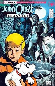 jonny quest classics 1987 comic books