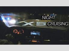 BMW X5 xDrive 35d E70, 286hp Night Cruising YouTube