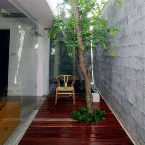 desain taman sederhana samping rumah desain rumah