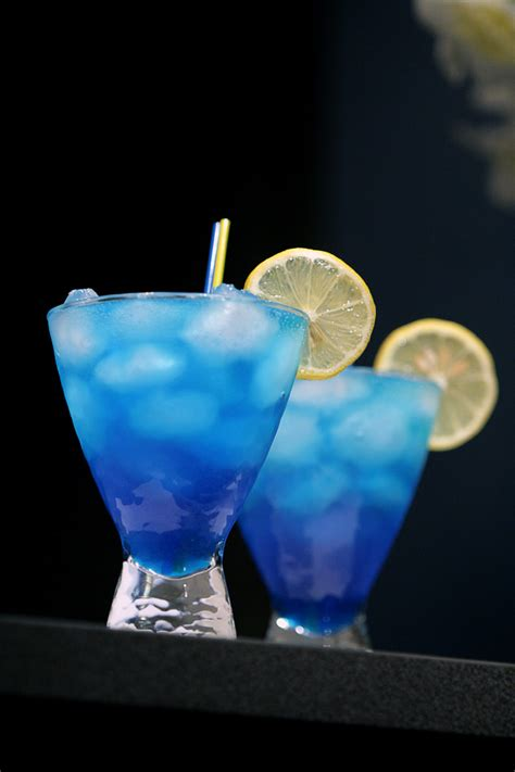 Blue Lagoon Science Of Drink