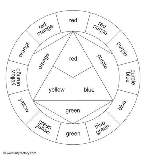 elements  art color lessons images
