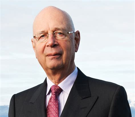 klaus schwab world economic forum