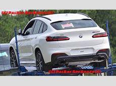 Gesnapt nieuwe BMW X4 2018 vol in beeld AutoRAInl