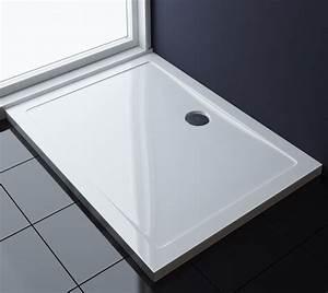 Bac A Douche Resine : comment choisir le mat riau pour son receveur ou bac de ~ Premium-room.com Idées de Décoration