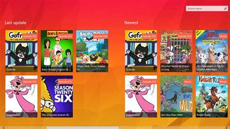 Kisscartoon For Windows 8 And 8.1