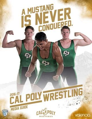 Greg Elinsky by 2016 17 Cal Poly Media Guide By Cal Poly