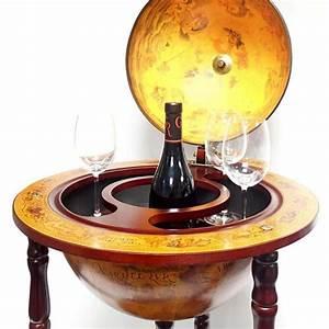 Bar Globe Terrestre : bar globe terrestre vintage commentseruiner ~ Teatrodelosmanantiales.com Idées de Décoration