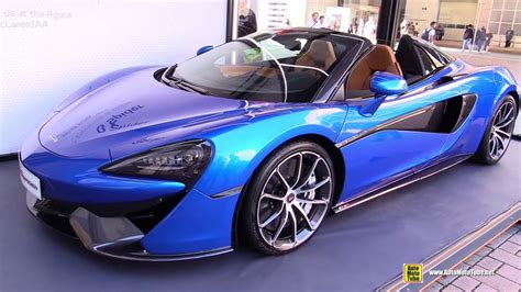 Mclaren 570s Backgrounds by 2018 Mclaren 570s Spyider Walkaround 2017 Frankfurt