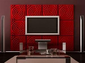 Wall Art Tapeten : drei d wandverkleidung wanddeko wandpaneel reliefwand ripple ebay ~ Markanthonyermac.com Haus und Dekorationen
