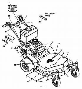 Bobcat 36 Walk Behind Mower Manual