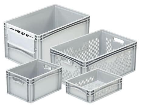 Stapelboxen Kunststoff. Excellent Mit Deckel Rollenbox L Stapelbox Kunststoff Box Spielzeug With