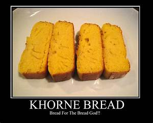 Khorne Bread by Barloq on DeviantArt