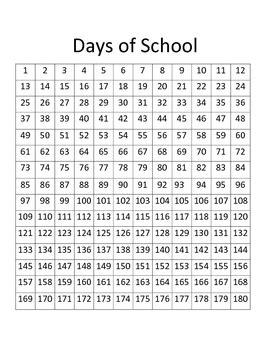 days  school chart  devoted teacher teachers pay