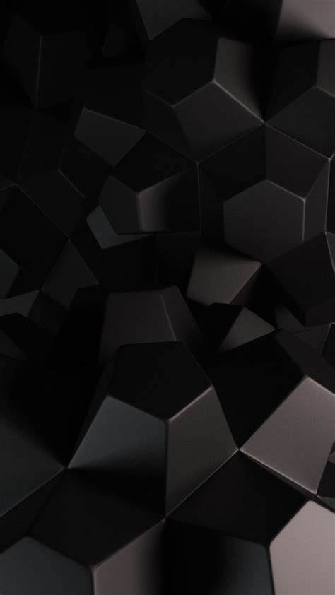 Abstract Black Phone Wallpaper by Black Abstract Spice Wallpapers Hd 720x1280